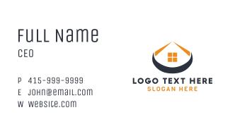 Horn House Business Card