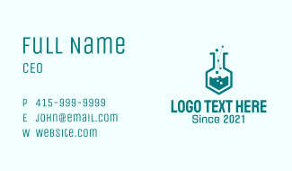 Pixel Lab Technology  Business Card