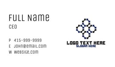 Modern Digital Business Business Card