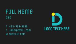Design Studio I & D  Business Card