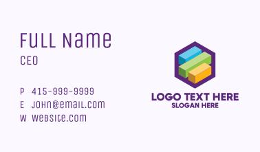 3D Tech Planning Business Card