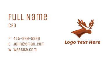 Brown Moose Business Card