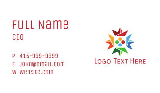 Paper Boat Hats Business Card