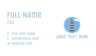 Wine Lighthouse Business Card