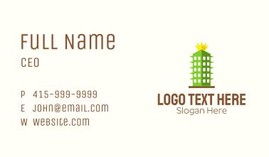 Cactus Real Estate  Business Card