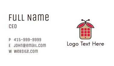 App Bug  Business Card