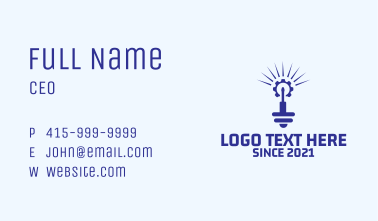 Hardware Screw Tools  Business Card