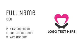 Sofa Love Business Card