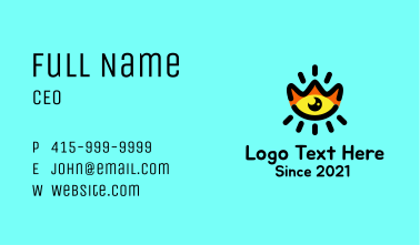 Artisanal Eye Business Card