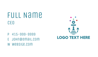 Anchor Lab Business Card