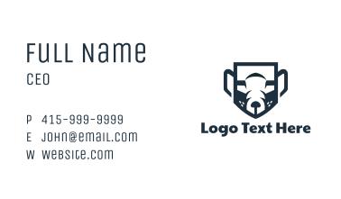 Box Bear Business Card