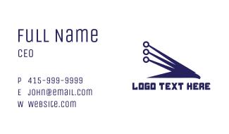 Eagle Tech Business Card