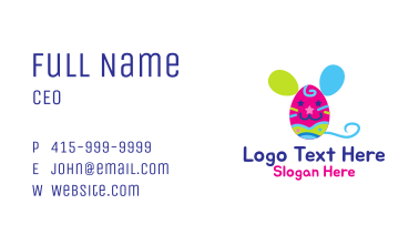 Mouse Egg Kids Business Card