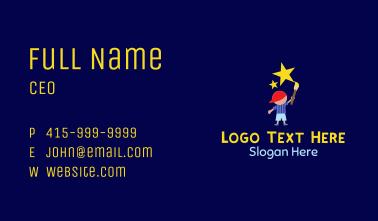 Painter Boy Stars Business Card