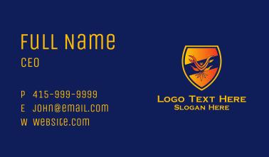 Phoenix Sport Emblem  Business Card