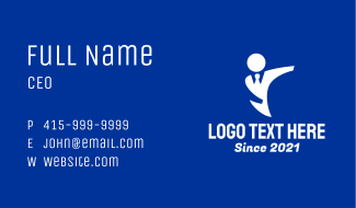 Working Professional Business Card