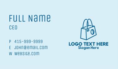 Camera Bag  Business Card