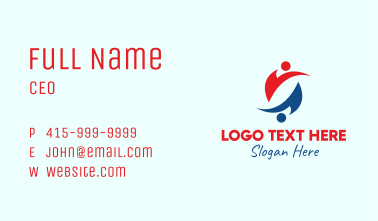 Social Community Foundation Business Card