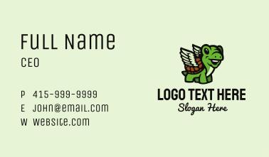 Turtle Dove  Mascot Business Card
