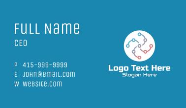 Gadget Circuit Tech  Business Card