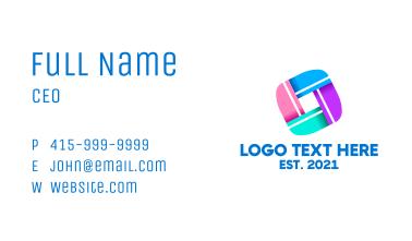 Professional Multimedia Company  Business Card