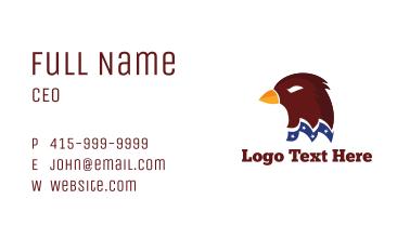 American Hawk Business Card