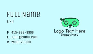 Digital Gamepad Business Card