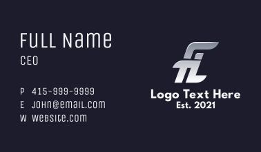 Metallic FHL Business Card