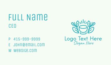 Organic Coffee  Business Card