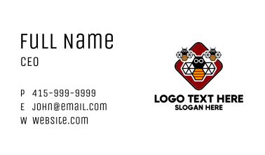 Smart Bee Group Business Card