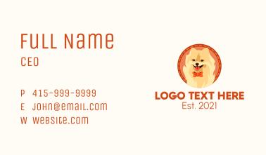 Animal Charity  Business Card