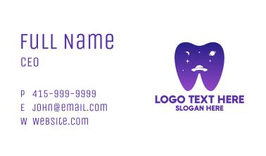Dental Spaceship  Business Card
