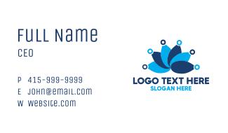 Tech Lotus Business Card