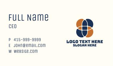 Floor Tile Design Business Card