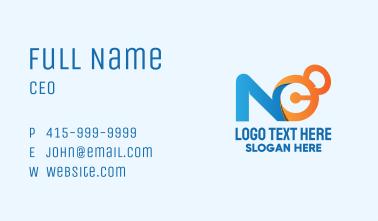 N & C Kettlebell Business Card