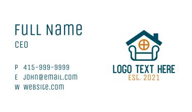 Homeware Furniture  Business Card