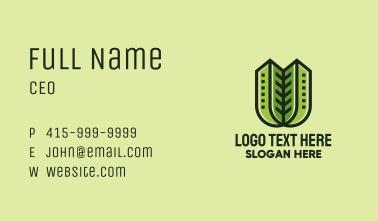 Eco Condominium Property  Business Card