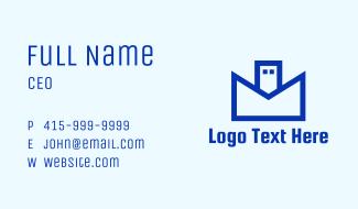 Digital USB Mail Business Card